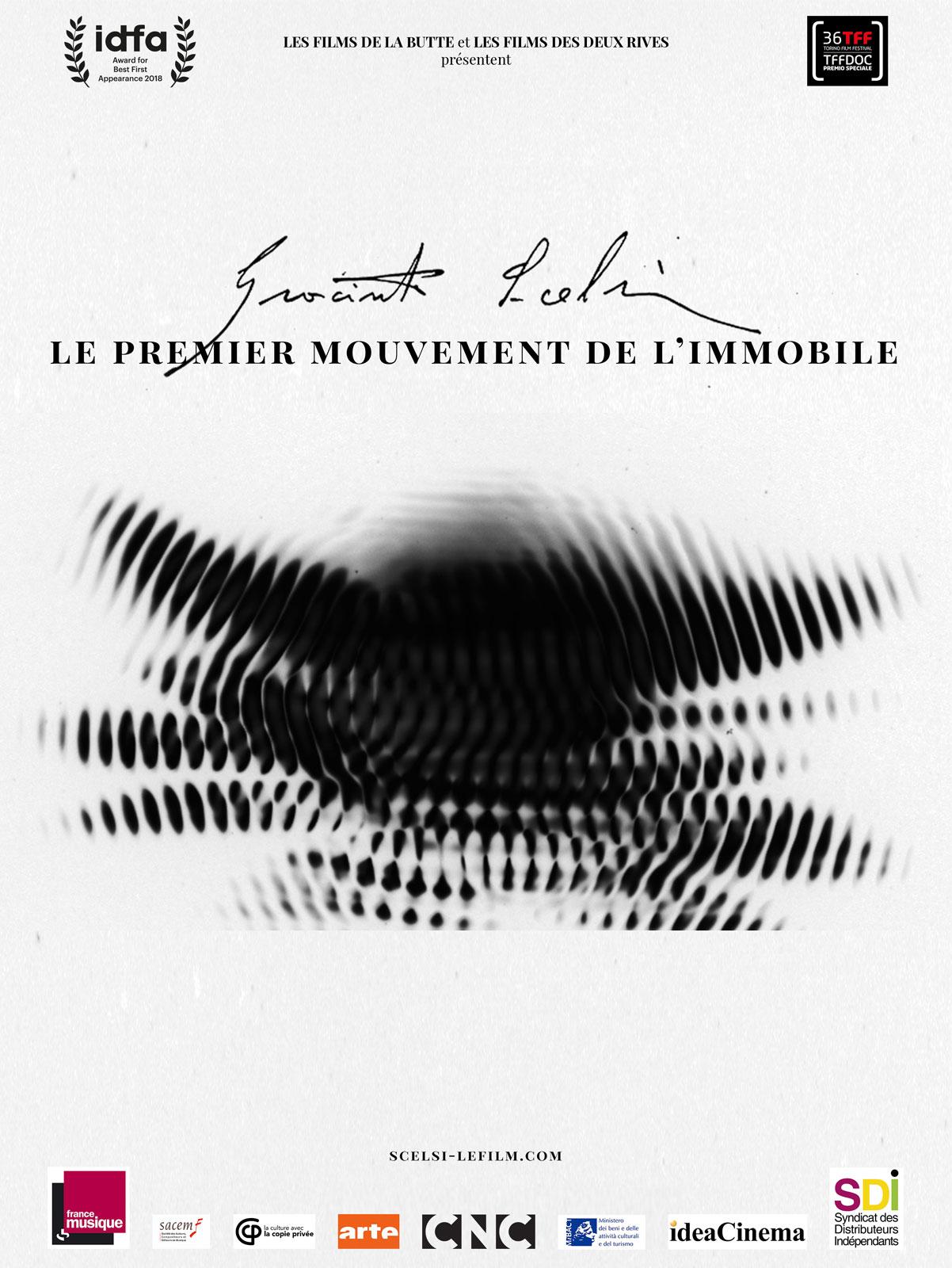 Affiche film LE PREMIER MOUVEMENT DE L'IMMOBILE
