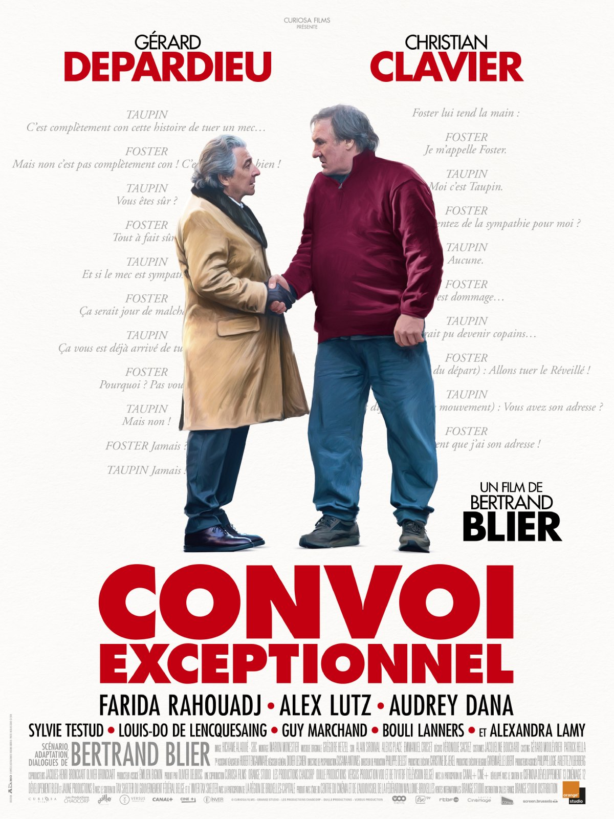 Convoi exceptionnel streaming