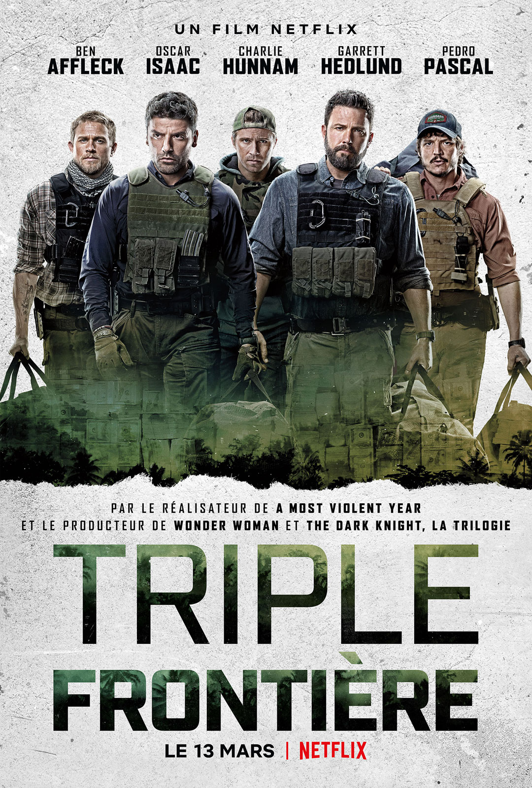 Triple frontière - film 2019 streaming