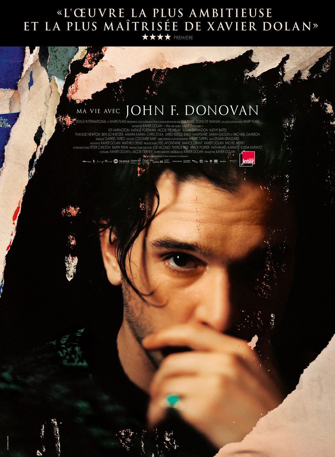 Image du film Ma vie avec John F. Donovan