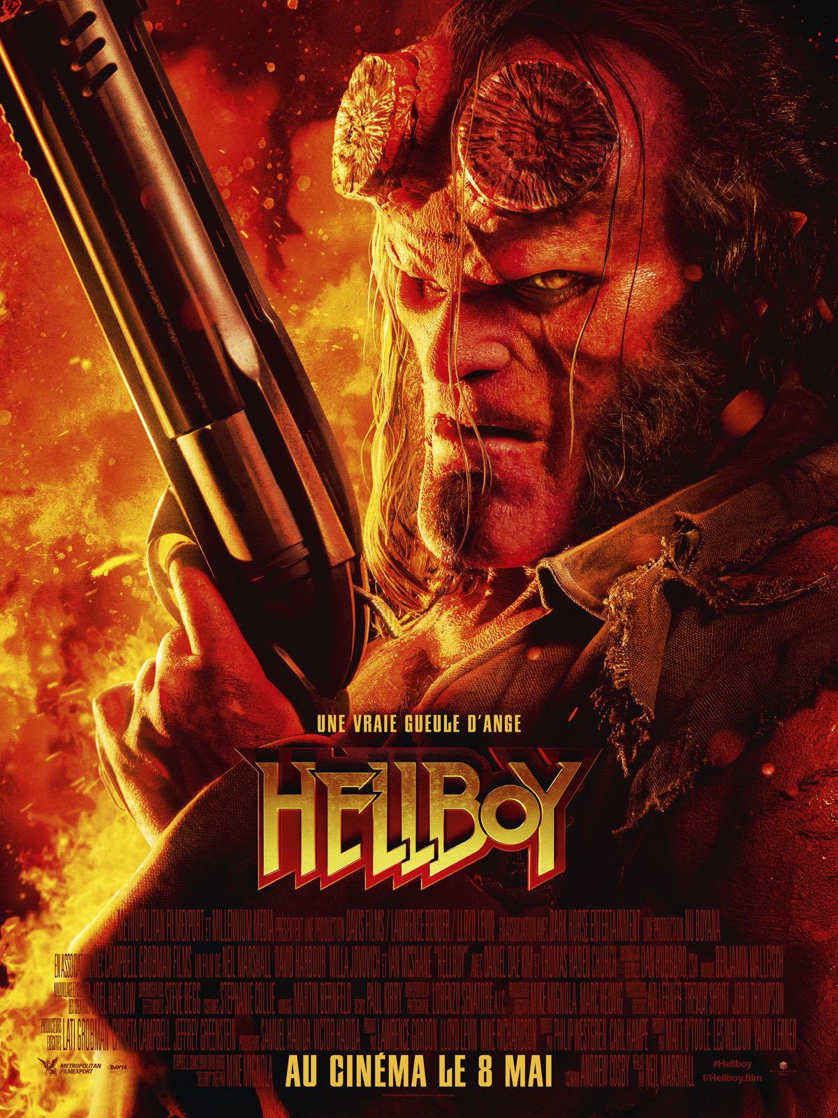 Image du film Hellboy