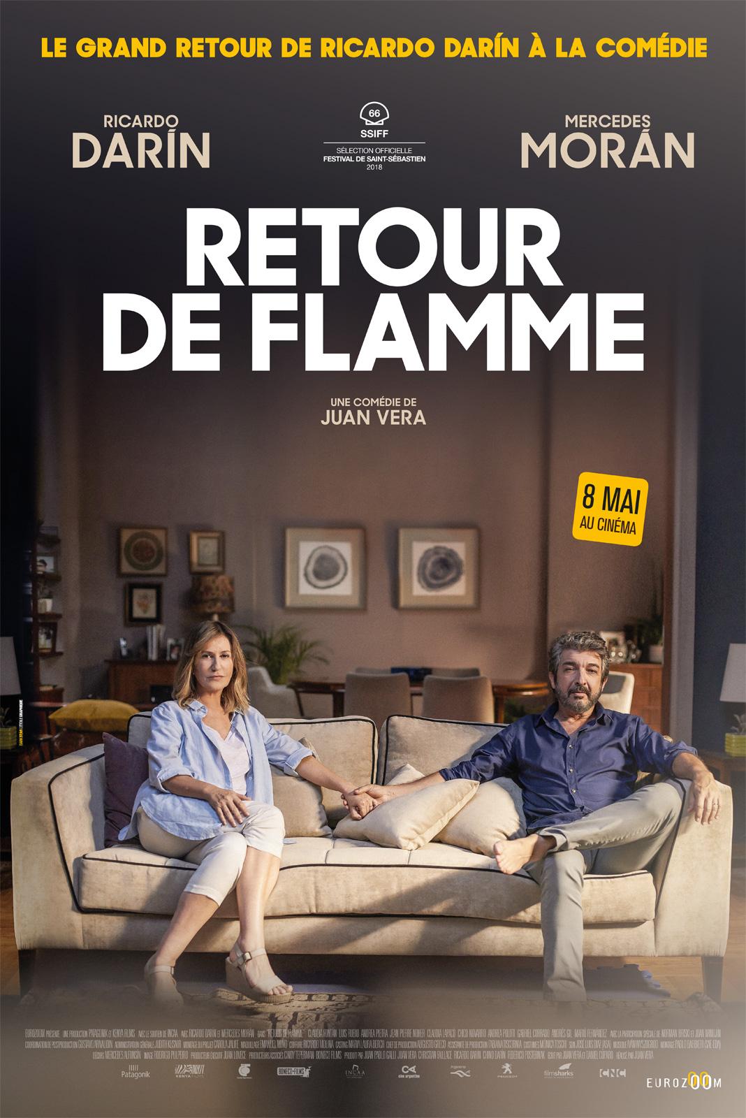 Image du film Retour de flamme