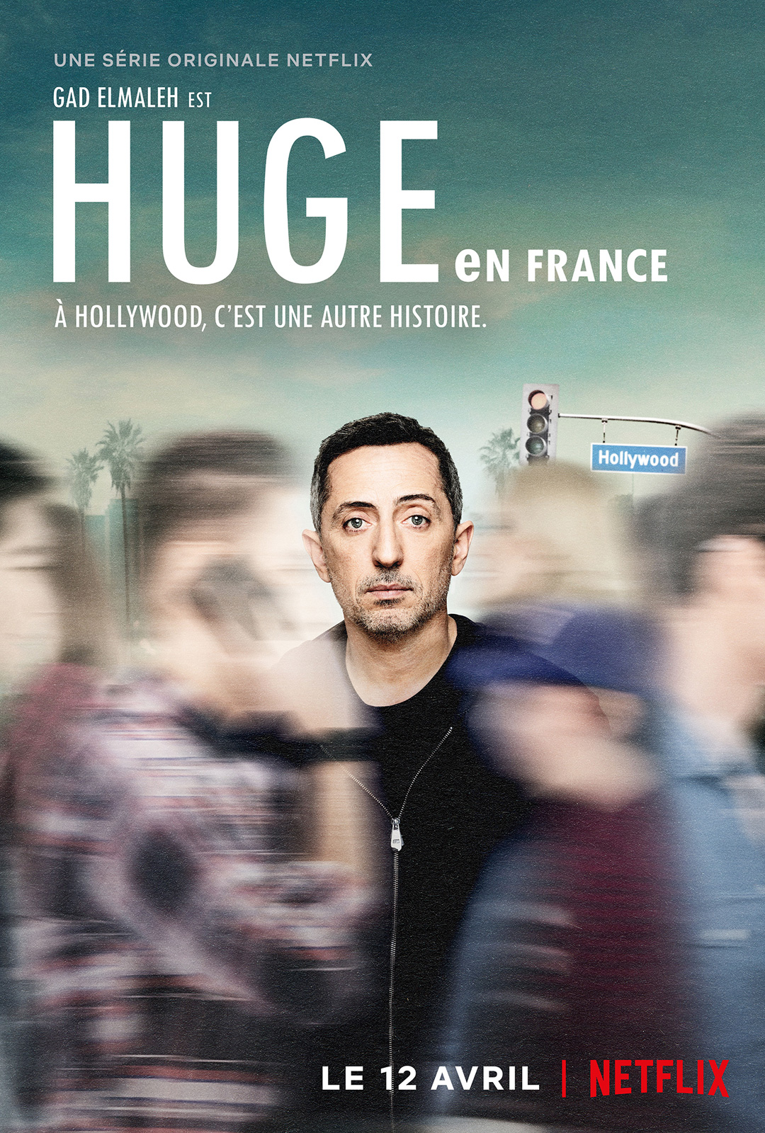 8 - Huge in France