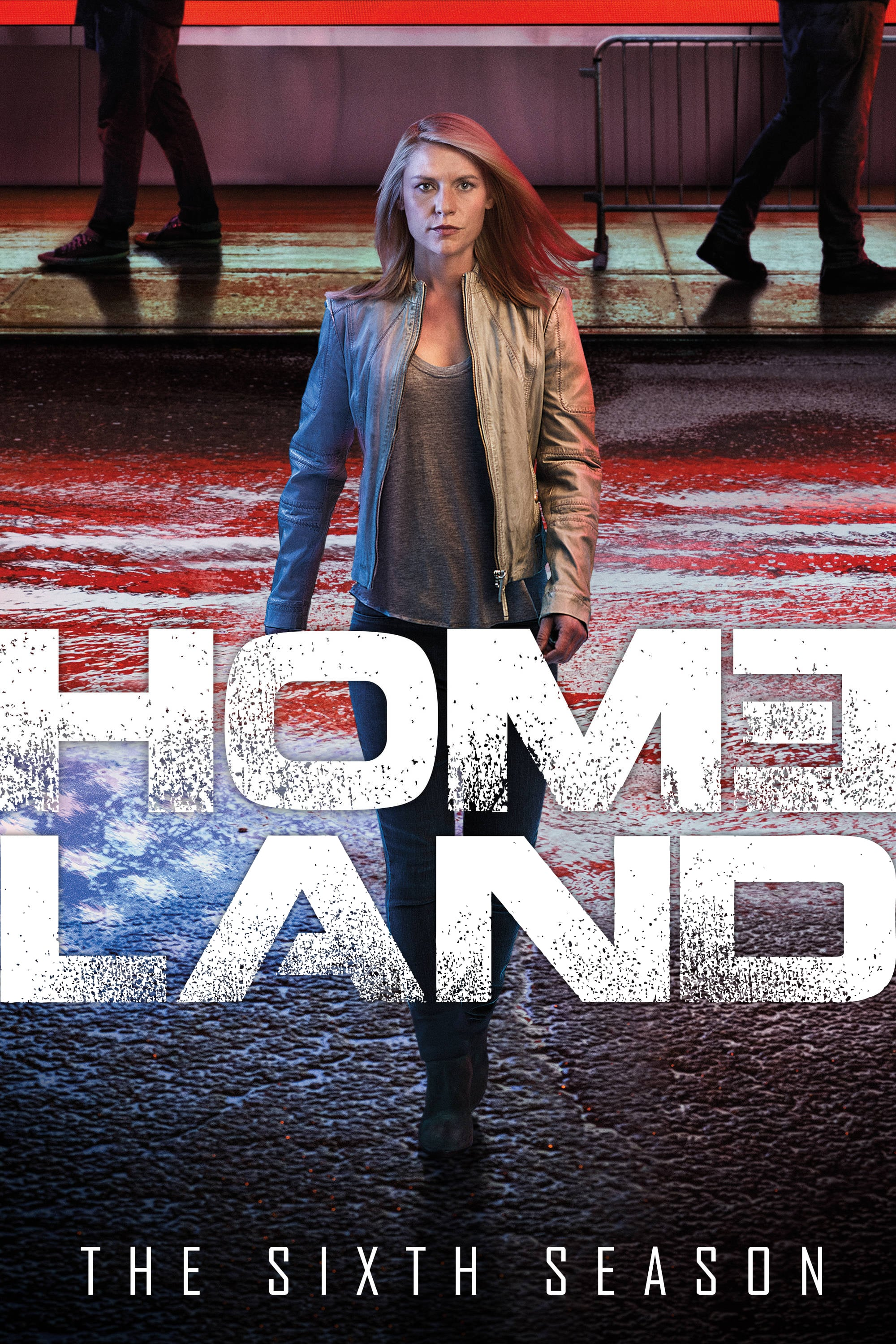 Homeland Staffel 6 Amazon