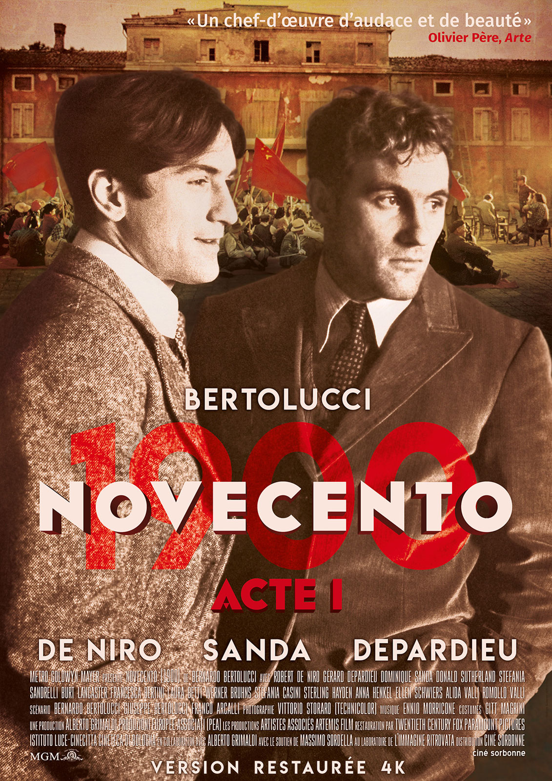 Image du film Novecento (1900) - Acte I