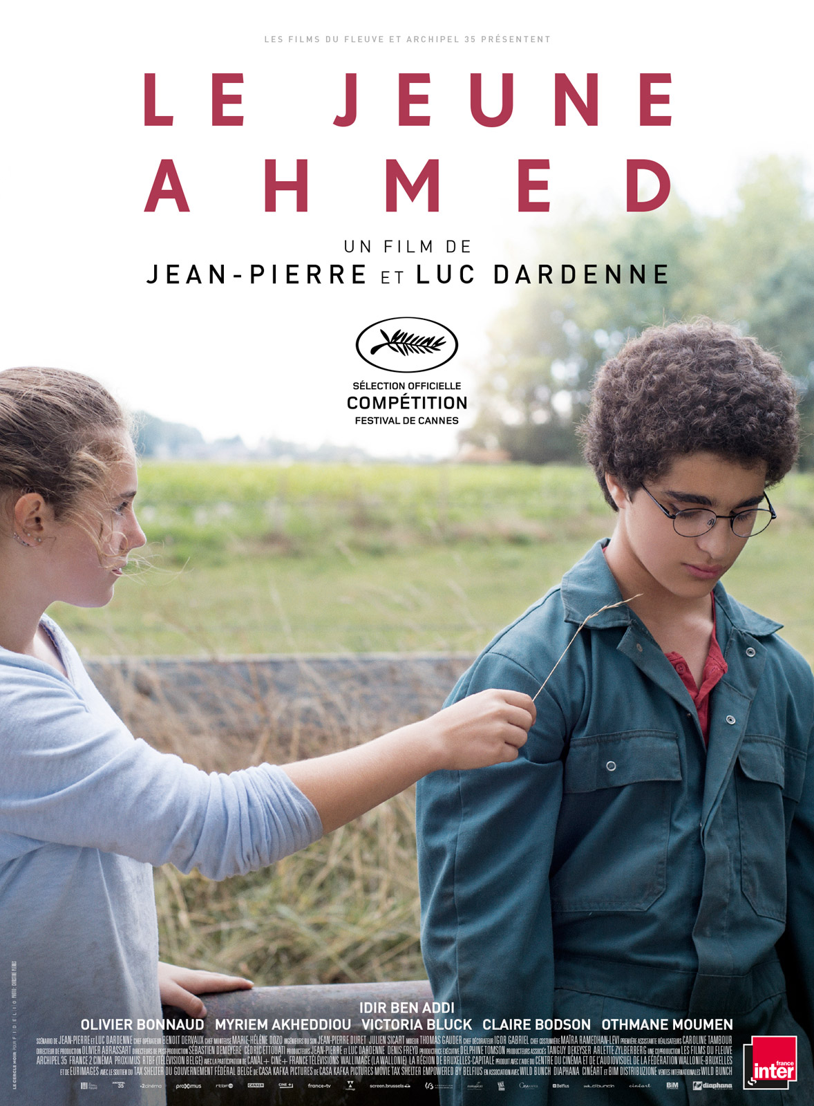 Le Jeune Ahmed streaming