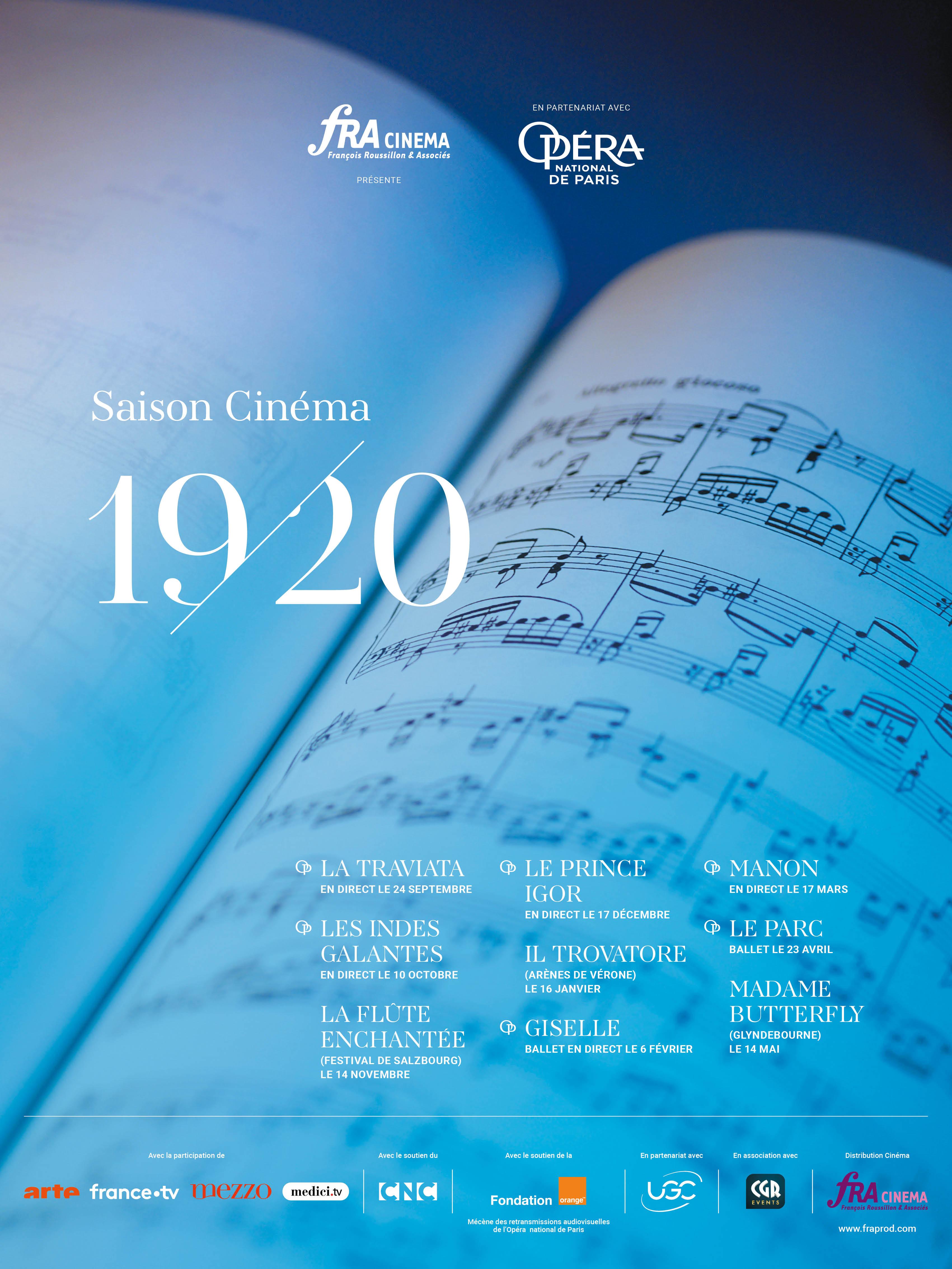 Image du film Le Parc (Opéra de Paris-FRA Cinéma)