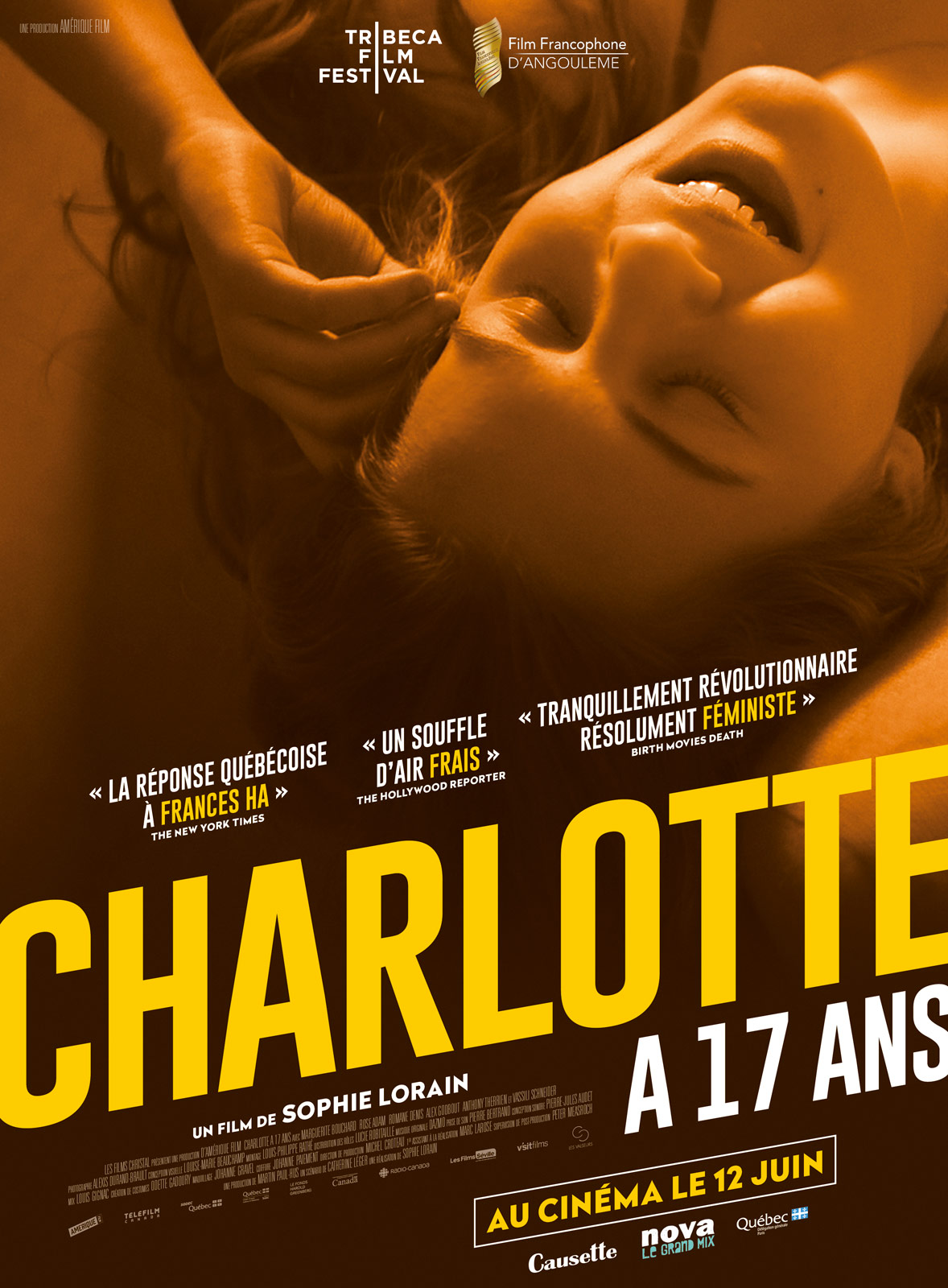 Charlotte a 17 ans streaming