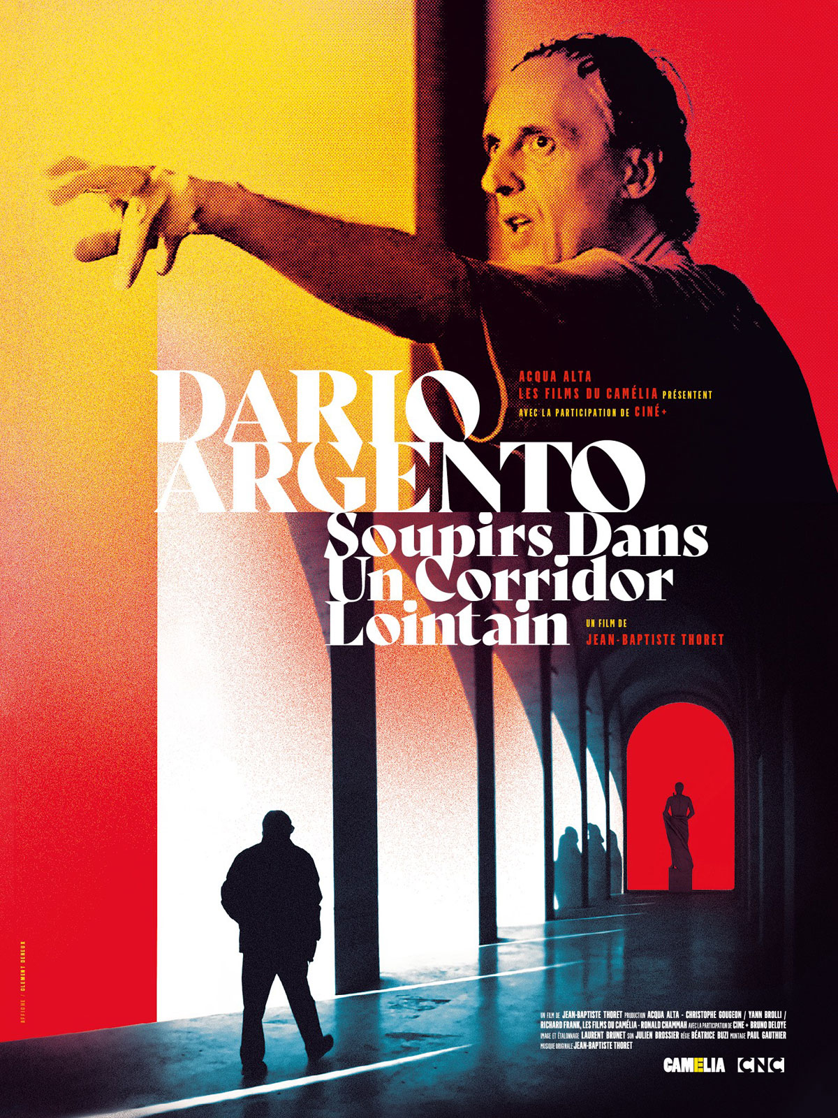 Image du film Dario Argento: Soupirs Dans Un Corridor Lointain