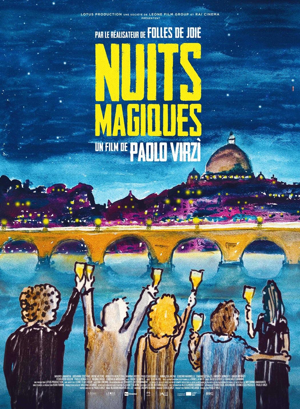 Image du film Nuits magiques