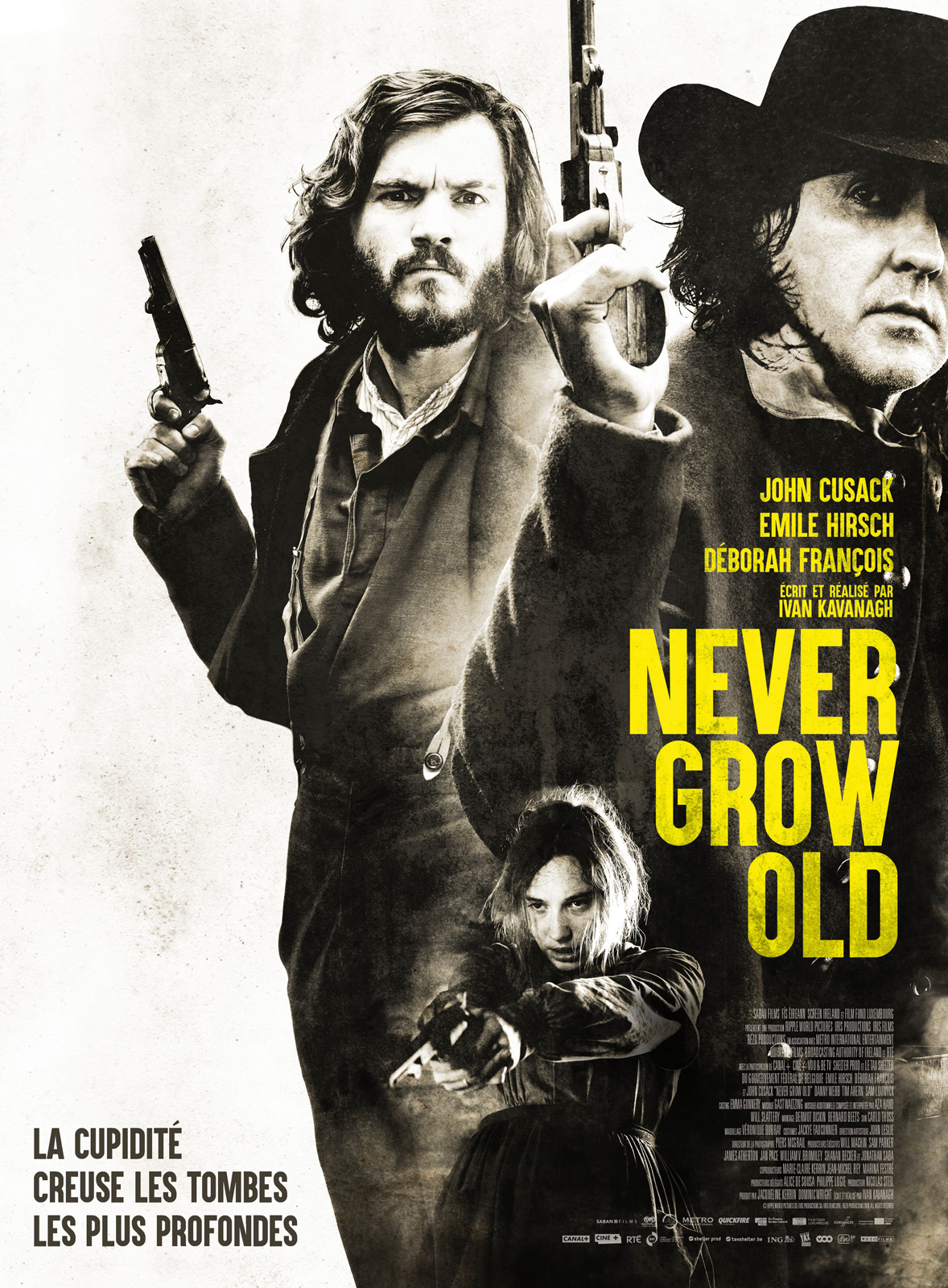 Never Grow Old streaming