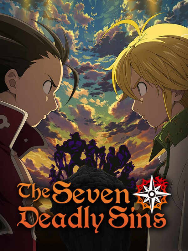 The Seven Deadly Sins streaming