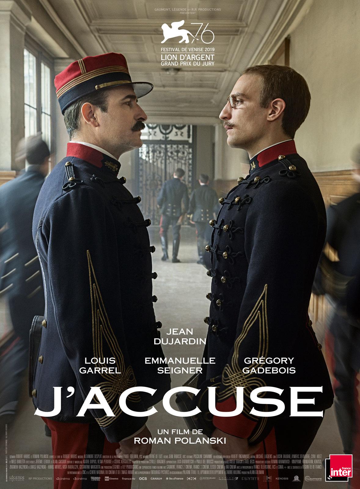 Image du film J'accuse