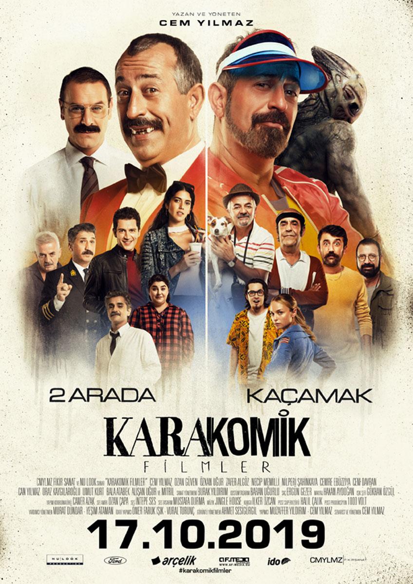 Karakomik
