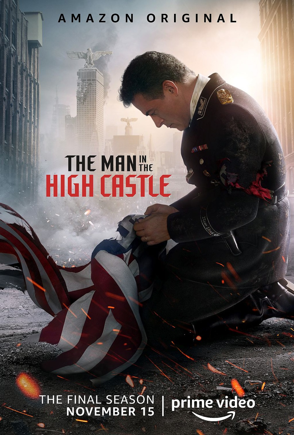 The Man In The High Castle Kritik