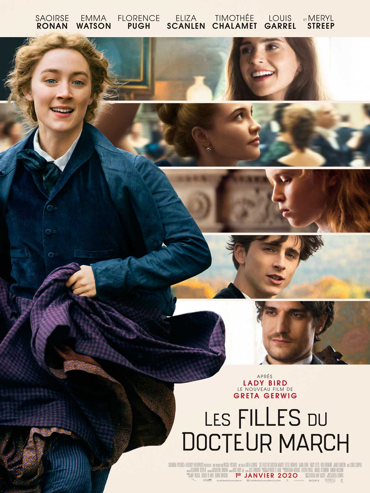 Les Filles du Docteur March streaming