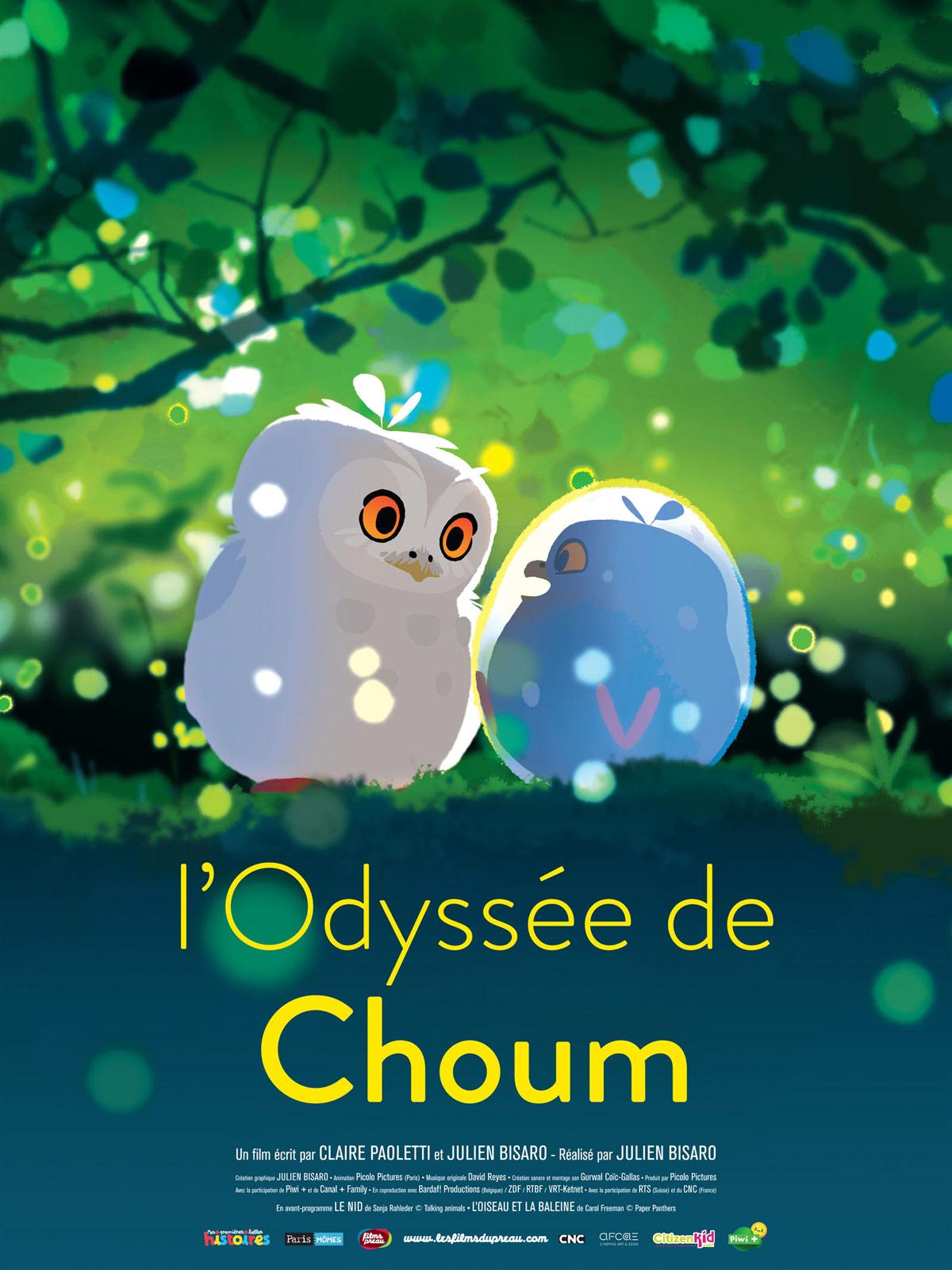 L'ODYSSEE DE CHOUM