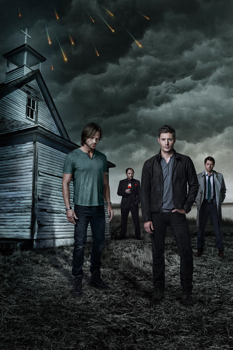 Supernatural - saison 12 Complete [23/23] FRENCH | HDTV