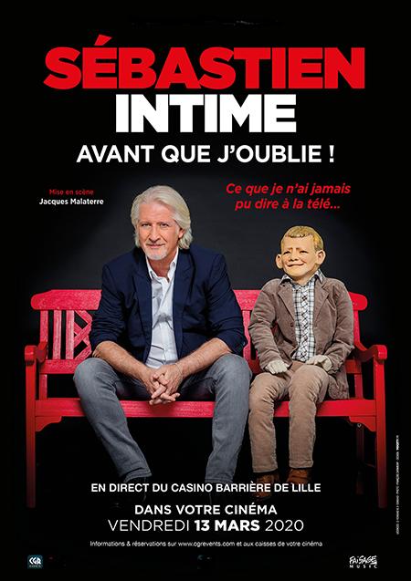 Image du film Sébastien intime : Avant que j'oublie !