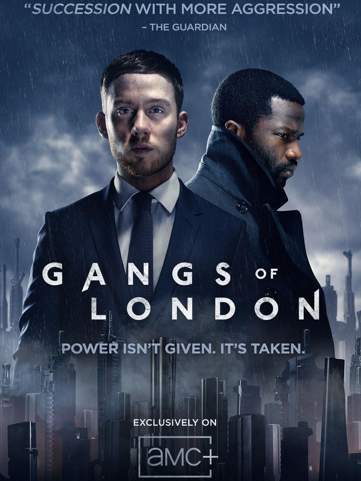 47 - Gangs of London
