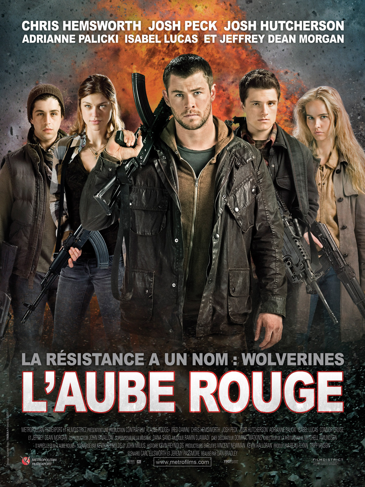 L'Aube rouge Streaming