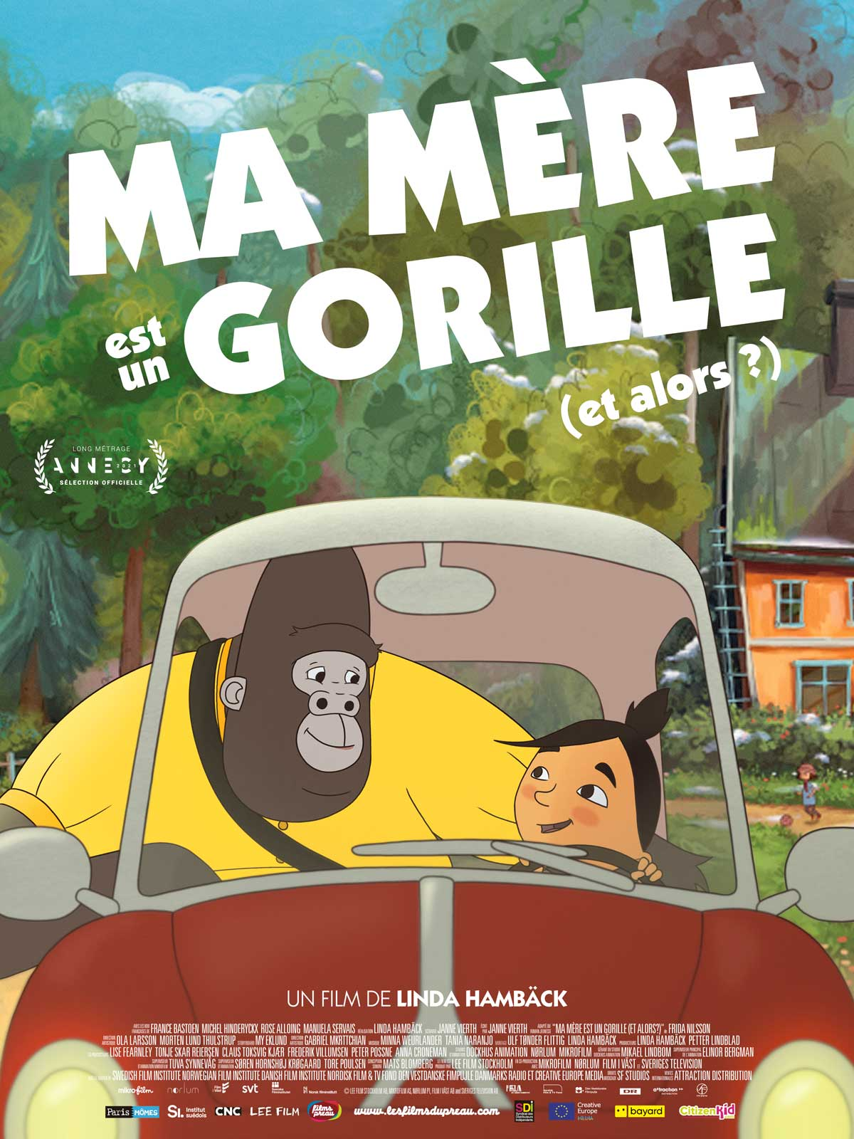 Ma mère est un gorille (et alors?)