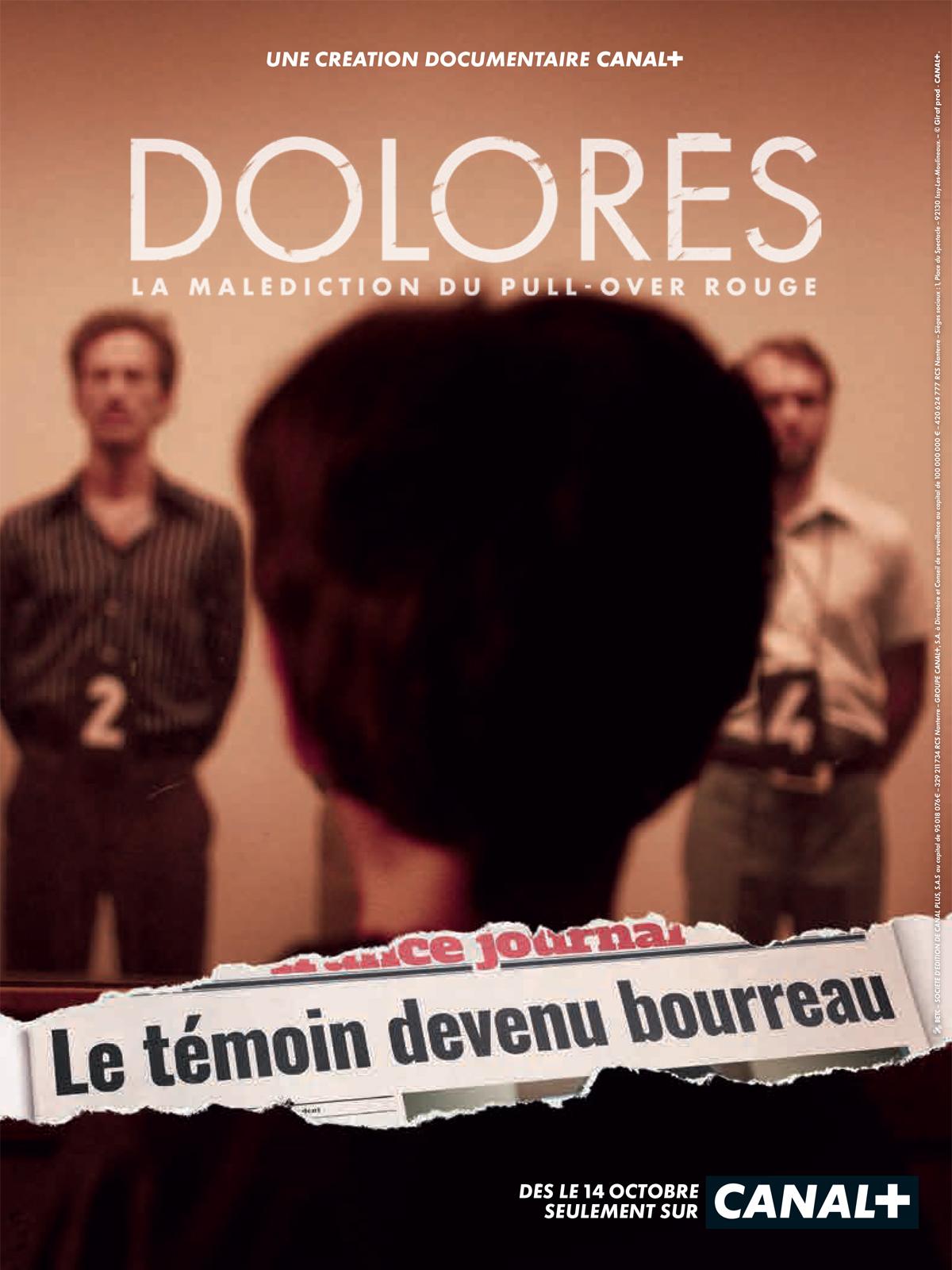 25 - Dolores, la malédiction du pull-over rouge