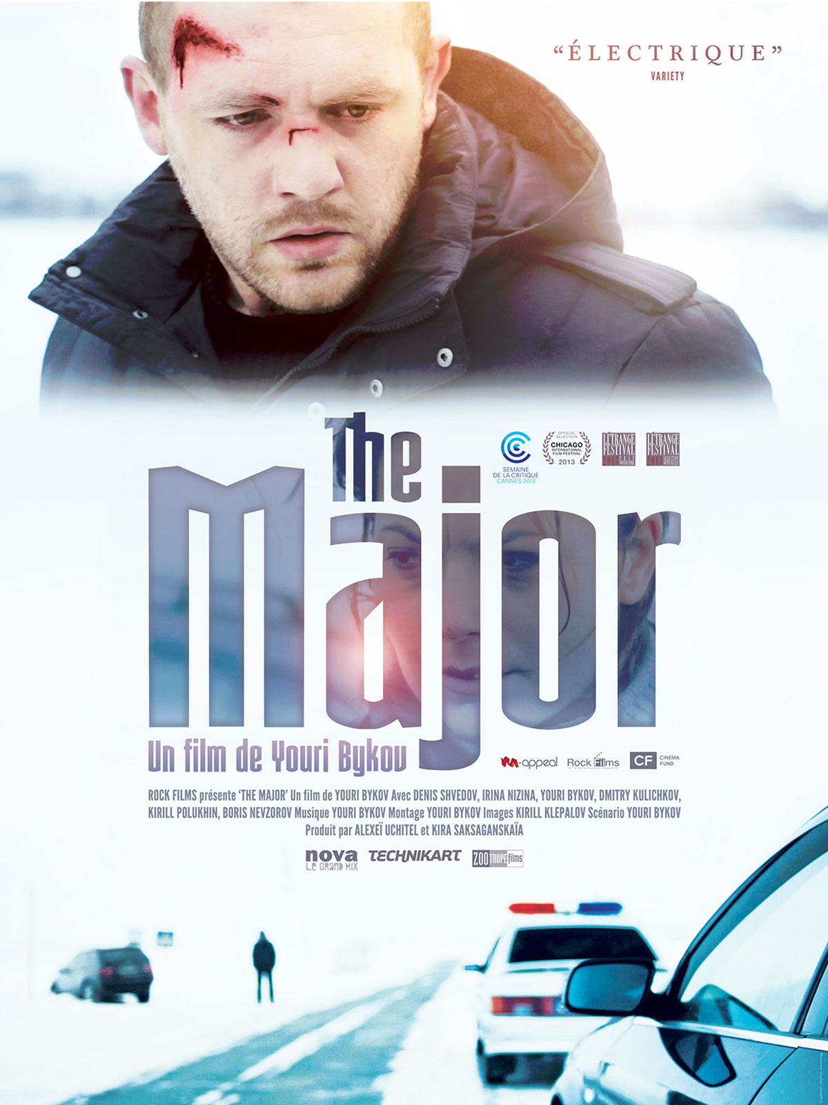 The Major Vostfr
