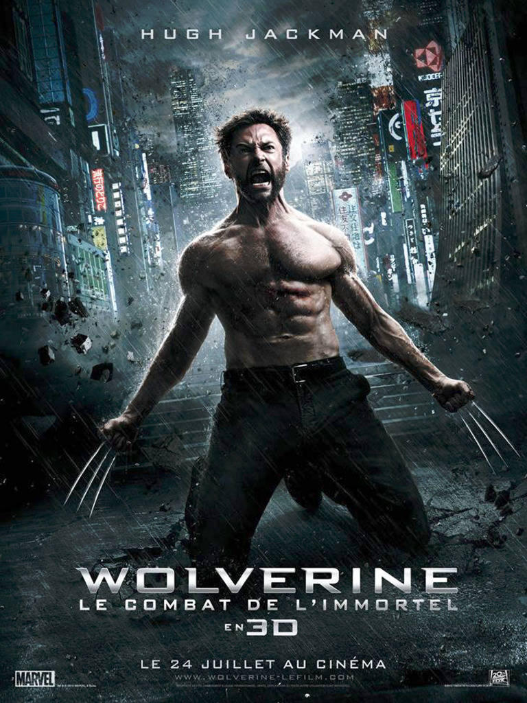 The Wolverine [ FRENCH TS ]