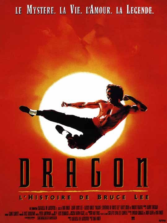 Lauren holly dragon the bruce lee story - 4 3