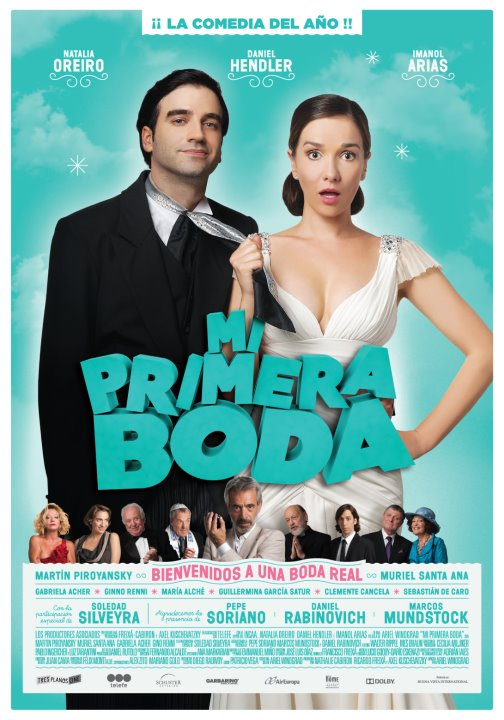 Mi primera boda streaming film