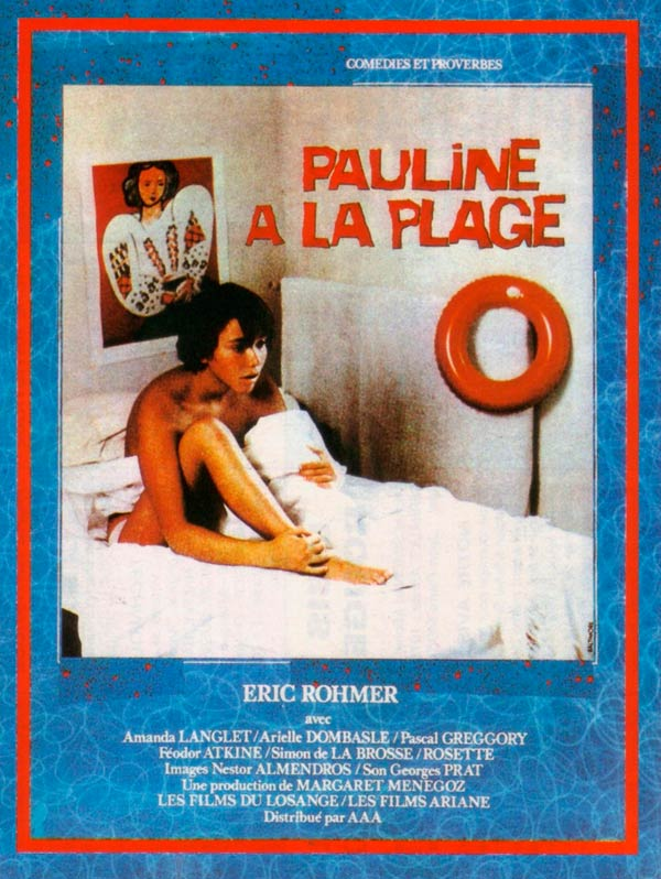 film : Pauline à la plage