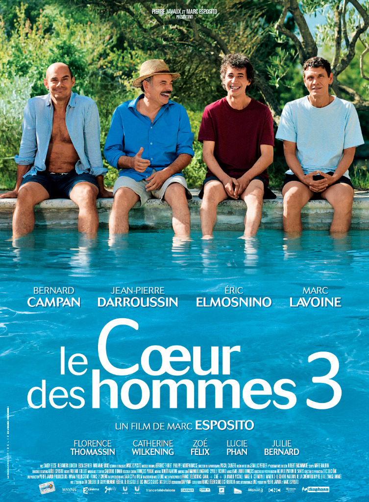 Le Coeur des hommes 3 streaming
