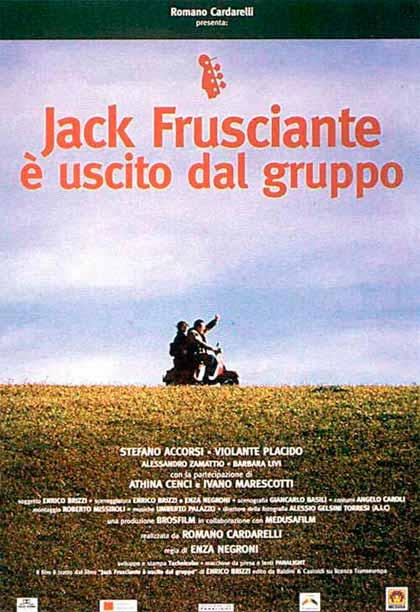 telecharger Jack Frusciante è uscito dal gruppo HDLight Web-DL