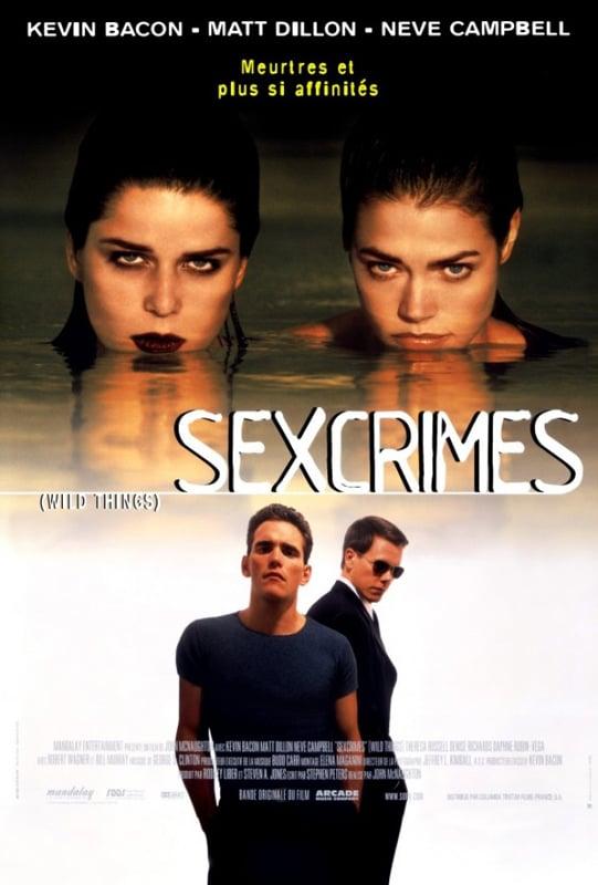 best sex crime thriller movies in Suffolk