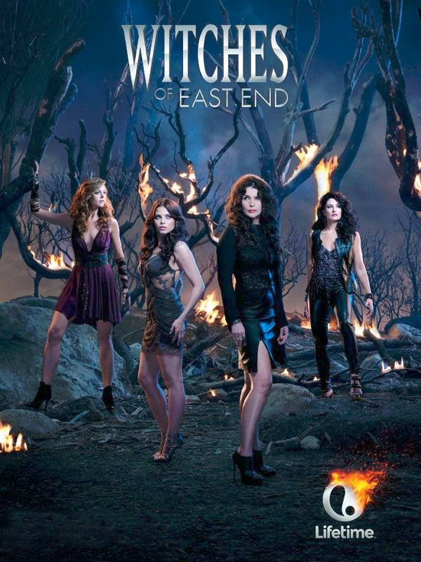 Witches of East End en streaming