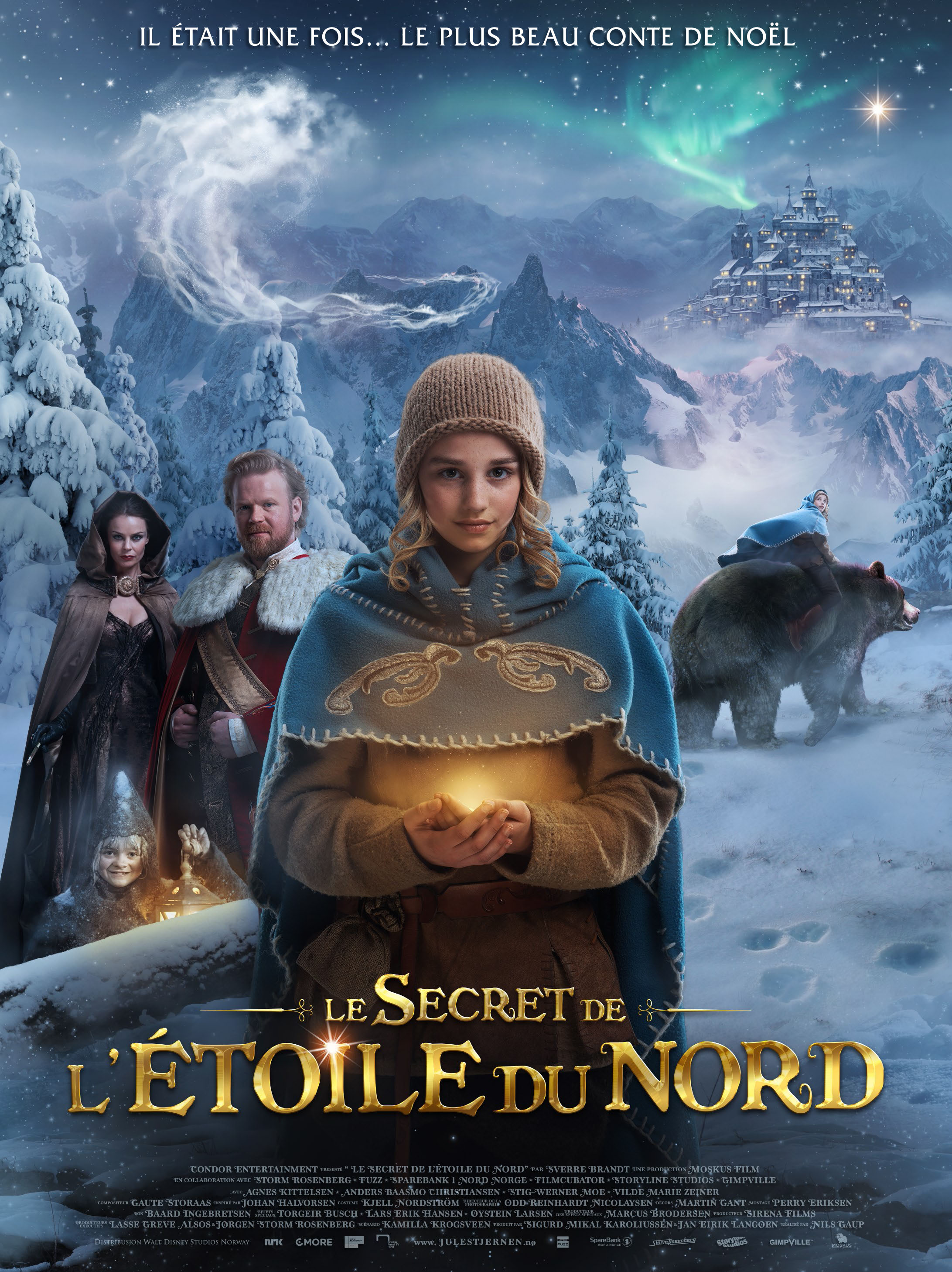[Multi] Le Secret de l'étoile du nord DVDRIP FRENCH