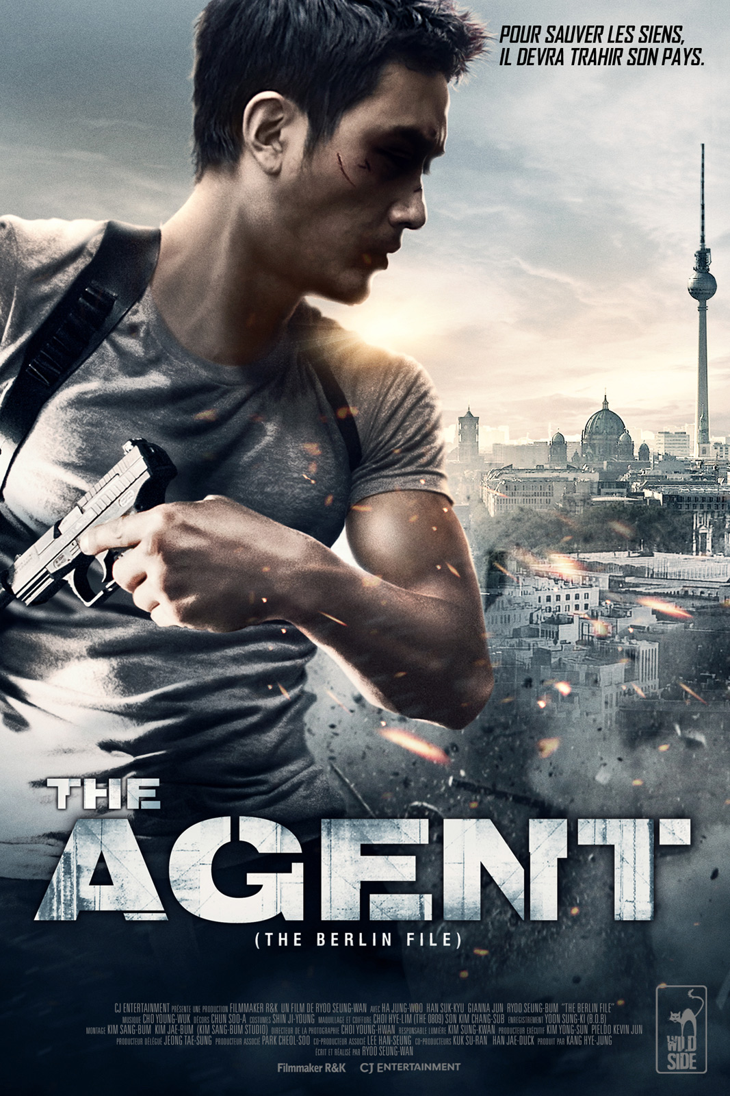 The Agent streaming film
