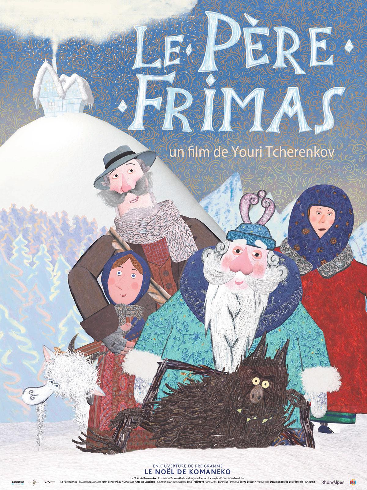 Image du film Le Père Frimas