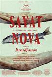 Sayat Nova - La couleur de la grenade