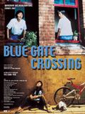 Photo : Blue gate crossing