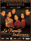 Photo : La Famille indienne