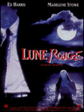 Photo : Lune rouge