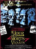 Affichette (film) - FILM - Le Jour des morts-vivants : 2385