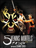 Photo : 5 venins mortels