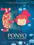 Photo : Ponyo sur la falaise