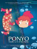 Photo : Ponyo sur la falaise
