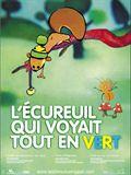 Photo : L'Ecureuil qui voyait tout en vert