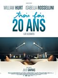 Photo : 3 fois 20 ans