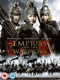 Photo : An Empress and the Warriors
